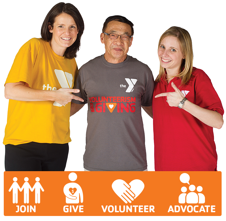 YMCA of Central Virginia Volunteerism and Giving